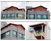新竹頂樓木屋:新竹頂樓木屋-完工