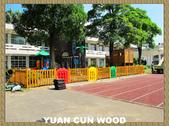 後龍新港國小兒童遊樂區-木圍籬、小木屋:新港國小.jpg