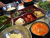 美食 별미:뚝배기其實就是鍋拌飯 有好吃的小菜