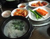 美食 별미:순대국 豬腸湯