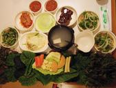 美食 별미:豐盛的蔬菜