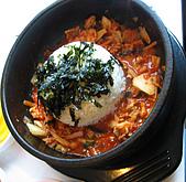 美食 별미:泡菜豬肉拌飯2.JPG