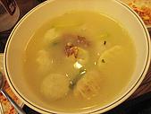 美食 별미:만두국 餃子湯