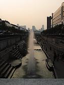東大門 清溪川:청계천