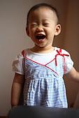 球球一歲四個月:哈哈