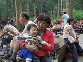 全家♥ 旅遊 - 南投旅遊:博弟和阿嬤in溪頭
