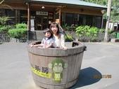 全家♥ 旅遊 - 南投旅遊:母子搞笑合照