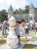 全家♥ 旅遊 - 南投旅遊:博弟抱的巨大西洋棋
