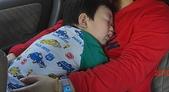 全家♥ 旅遊 - 南投旅遊:博弟累翻了.睡在我懷裏
