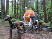 全家♥ 旅遊 - 南投旅遊:我要騎南瓜馬車