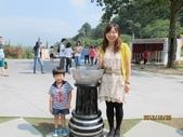 全家♥ 旅遊 - 南投旅遊:好大的西洋棋.快來拍一張