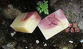 皂寶寶:紅礦甜茴香皂2.JPG