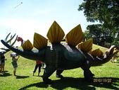青年公園花卉欣賞、花展、恐龍展等:紙風車恐龍藝術探索館 046.jpg