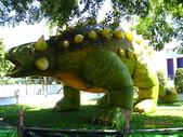 青年公園花卉欣賞、花展、恐龍展等:紙風車恐龍藝術探索館 061.jpg