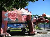 青年公園花卉欣賞、花展、恐龍展等:紙風車恐龍藝術探索館 032.jpg