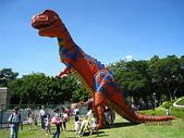 青年公園花卉欣賞、花展、恐龍展等:紙風車恐龍藝術探索館 038.jpg