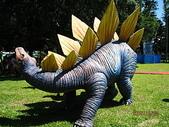 青年公園花卉欣賞、花展、恐龍展等:紙風車恐龍藝術探索館 047.jpg