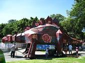 青年公園花卉欣賞、花展、恐龍展等:紙風車恐龍藝術探索館 037.jpg