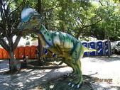 青年公園花卉欣賞、花展、恐龍展等:紙風車恐龍藝術探索館 029.jpg
