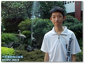 校園二哥 八年級:【夏令營】與校景合影