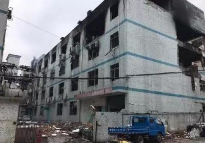 「龍華電子廠爆炸」深圳這家炸殃及住宅樓