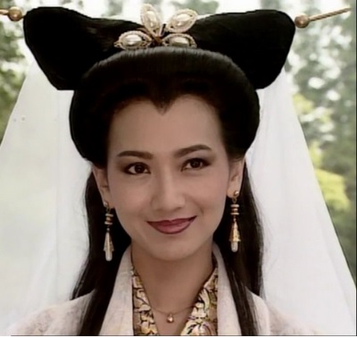 「趙雅芝再演白娘子」非主角,和劉嘉玲一起給楊紫做配