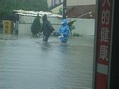 台南旅-莫拉克颱風→安南區:淹水-5