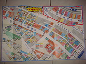 20070617-0621東京初體驗:0621-阿美橫丁地圖