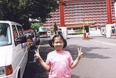 エミコさん台北へ見物にいく:圓山飯店.