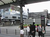 2009京都:巴士站