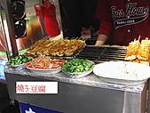 エミコさん台北へ見物にいく:烤豆腐