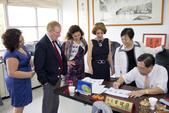 20121016美國聖地牙哥大學來訪:20121016美國聖地牙哥大學來訪 (5)