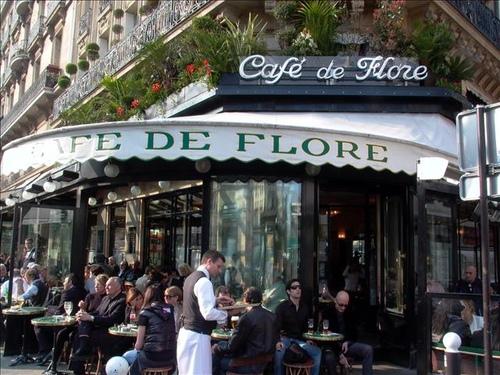 法國PARIS】左岸的幸福咖啡@ ♥♥環遊世界夢