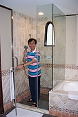 花蓮三日遊:浴室一角