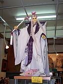 大溪之旅:布袋戲偶