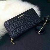 Miumiu    羊皮羊皮  专柜最新款羊皮钱包  💝型号M-6168  长20cm高8cm:mmexport1448348856759.jpg