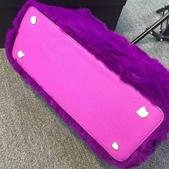 LV 2016 /女性/ 新款式 🌠手提包✳單肩包🌠  精 品 新 潮 流 ~:型号:M50398 b 材质:兔毛配原版皮 尺寸:36.23.14  .jpg