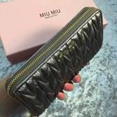 Miumiu    羊皮羊皮  专柜最新款羊皮钱包  💝型号M-6168  长20cm高8cm:mmexport1448348229038.jpg