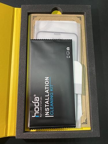 [開箱]Iphone 11 pro試用hoda 藍寶石幻影 3D 隱形滿版螢幕保護貼 & Mous 英國防摔手機殼 - 10