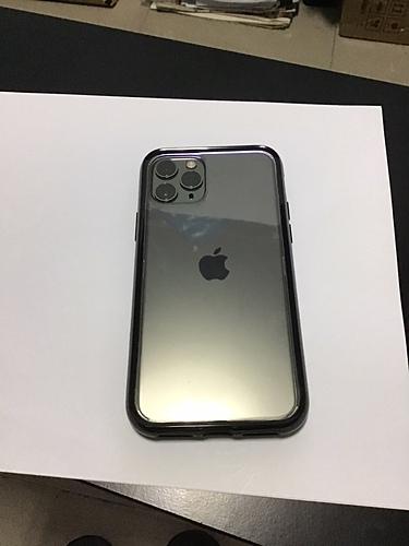 [開箱]Iphone 11 pro試用hoda 藍寶石幻影 3D 隱形滿版螢幕保護貼 & Mous 英國防摔手機殼 - 37