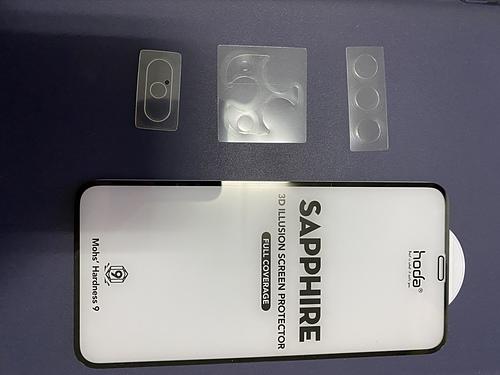 [開箱]Iphone 11 pro試用hoda 藍寶石幻影 3D 隱形滿版螢幕保護貼 & Mous 英國防摔手機殼 - 20