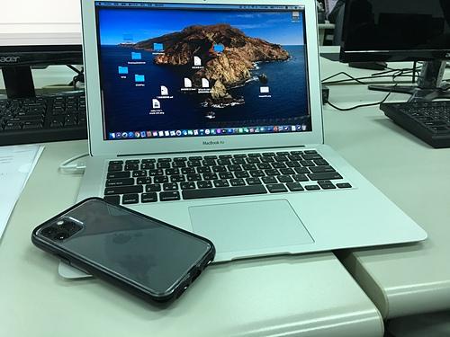 [開箱]Iphone 11 pro試用hoda 藍寶石幻影 3D 隱形滿版螢幕保護貼 & Mous 英國防摔手機殼 - 67