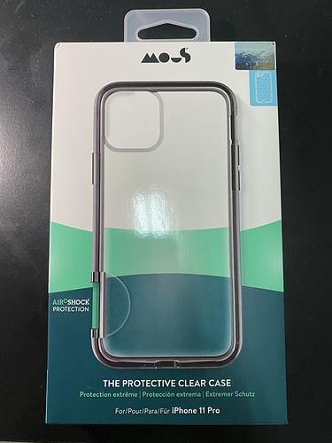 [開箱]Iphone 11 pro試用hoda 藍寶石幻影 3D 隱形滿版螢幕保護貼 & Mous 英國防摔手機殼 - 22