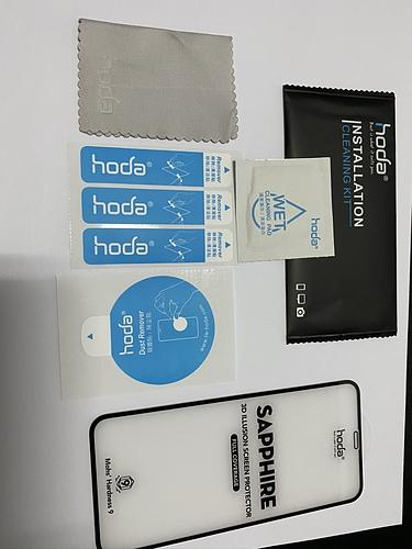 [開箱]Iphone 11 pro試用hoda 藍寶石幻影 3D 隱形滿版螢幕保護貼 & Mous 英國防摔手機殼 - 21