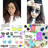 金屬太陽眼鏡:相簿封面