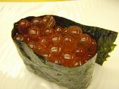 2009-03-04 鮨清田壽司:鮭魚卵軍艦捲