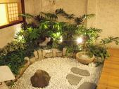 2009-03-04 鮨清田壽司:中庭造景