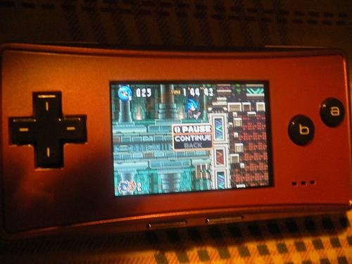 Sonic Advance 3》 (GBA)評論@ henrykin Blog :: 隨意窩Xuite日誌