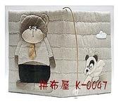 貝田(小物.小動物.插畫):K-0047 16x21cm