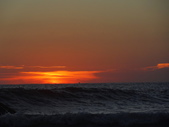 夕浪^^夕月(黃金海岸):DSC07174 .JPG